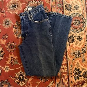 Vintage Express Bleus Bootcut Jeans